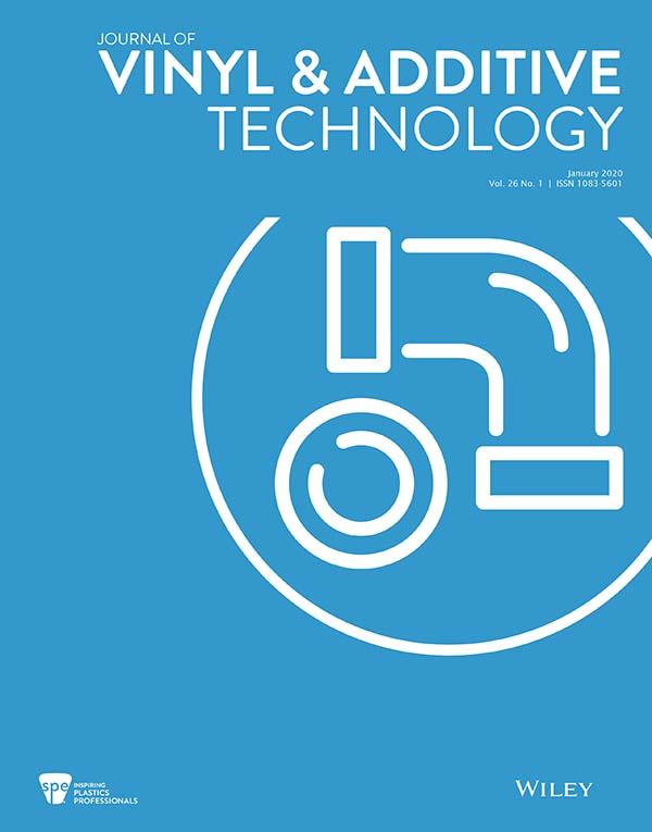 Journal of Vinyl & Additive Technology