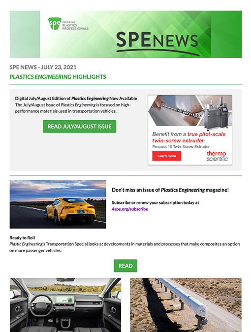 SPE News — July 9, 2021